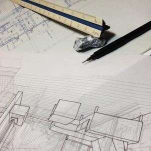 家を建てる。 サンスケは、便利な定規の画像