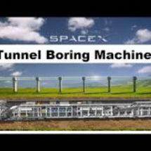 トンネル探索マシンの…