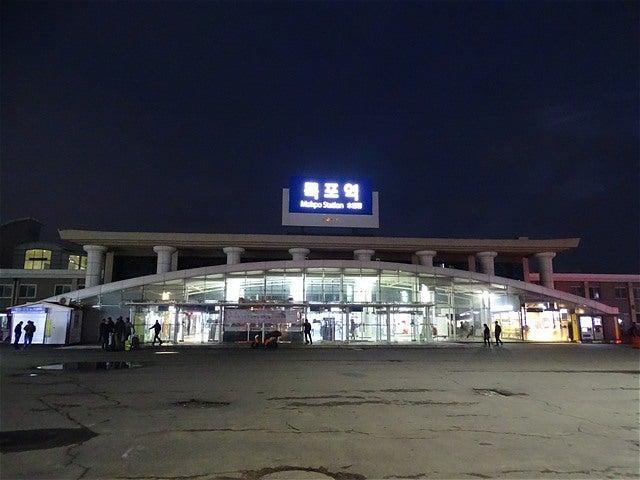 KTX山川528列車 木浦→ソウル(140...