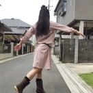 脚を細く長く見せる★春コーデのコツと着まわし!!の記事より