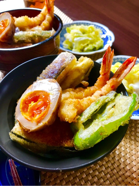 タレ 天丼 レシピ の