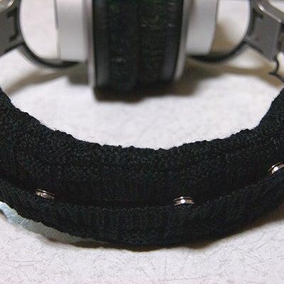 ヘッドホン用 ヘッドバンドクッション ヘッドバンドパッド これ便利です!の記事に添付されている画像