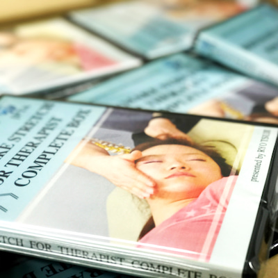 PNFテクニック・ストレッチ関連の書籍・DVDラインナップ!!の記事に添付されている画像