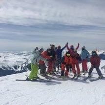 スキー3日目