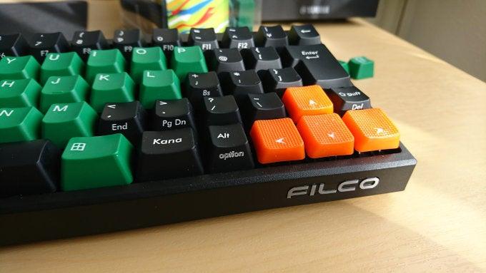 コンパクトキーボード FILCO Majestouch MINILA Air