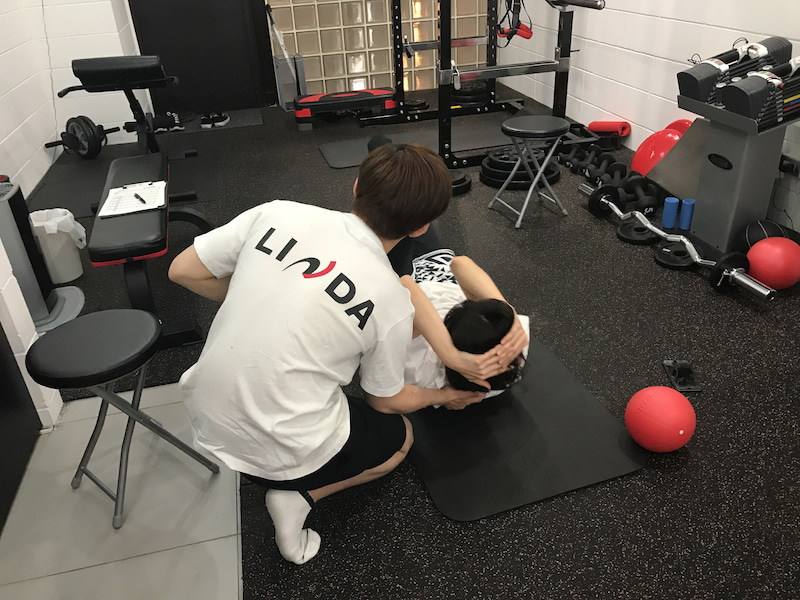 パーソナルトレーニングLINDAの画像