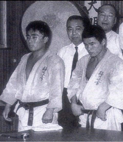 加藤重夫師範   国際空手道連盟 ...