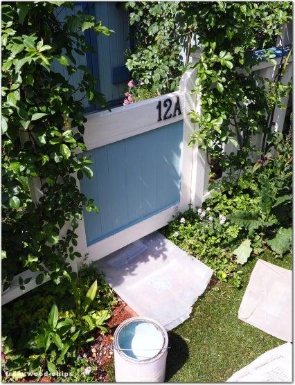 ガーデンゲート 木製