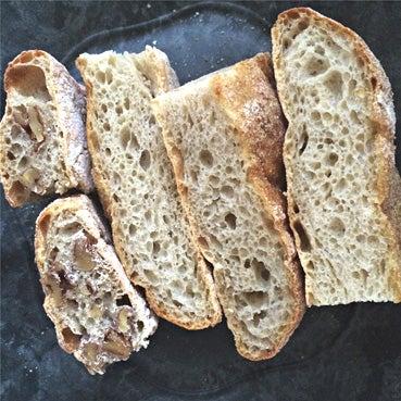 高加水 パン フランス