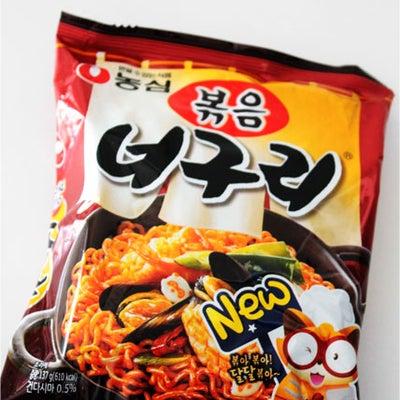 念願★大好きなノグリの新製品『ノグリポックム麺』実食♪の記事に添付されている画像