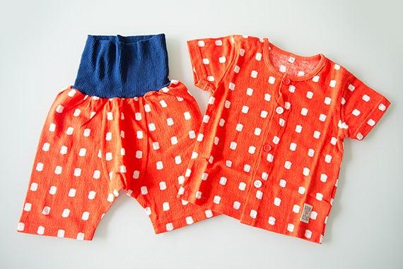 1歳5ヵ月_ベビー夏服_パジャマ