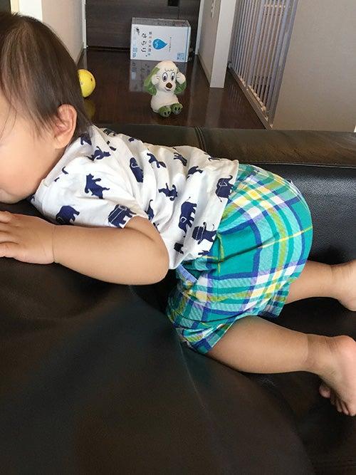 1歳5ヵ月_ベビーシューズ_ニューバランス