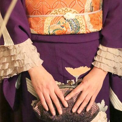 裄が短いアンティーク着物も素敵に! 着物カフスの作り方の記事に添付されている画像