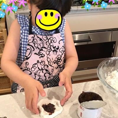 手作りかしわ餅の記事に添付されている画像