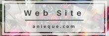 anieque-web-site