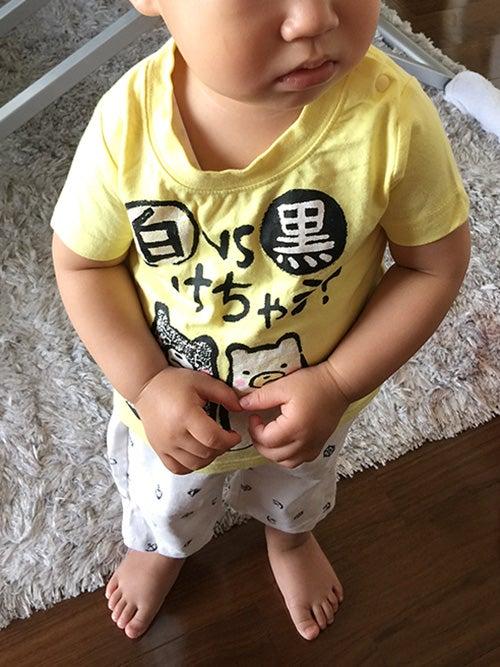 1歳5ヵ月_ベビー服_夏服