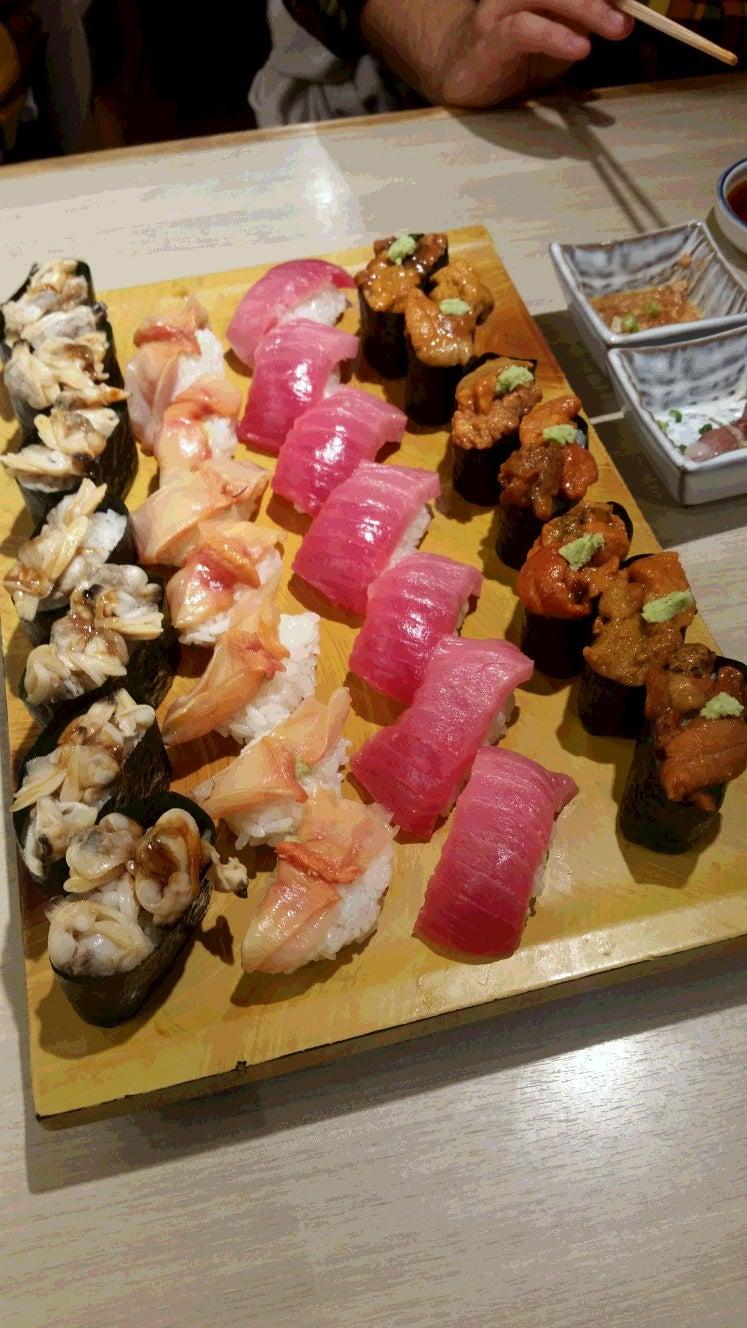 美登利寿司 食べ放題