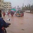 雨季突入。