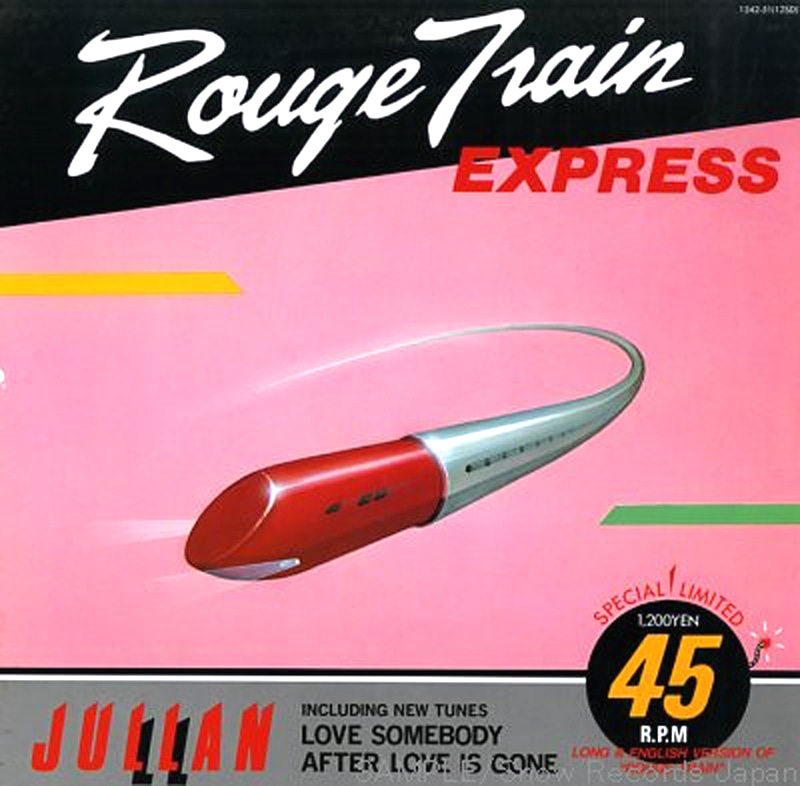 Jullan - Rouge Train