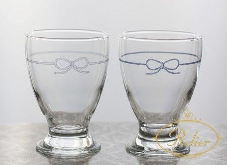 夏用グラス ペア お揃い ガラス ポーラセーツ