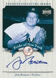 ヨコハマタソガレバナナスタンド紙の野球の名選手列伝 ①メジャーリーグが10倍楽しくなるマルチタレント ジム・バウトン