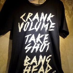 FSLA Crank Volume Teeの画像