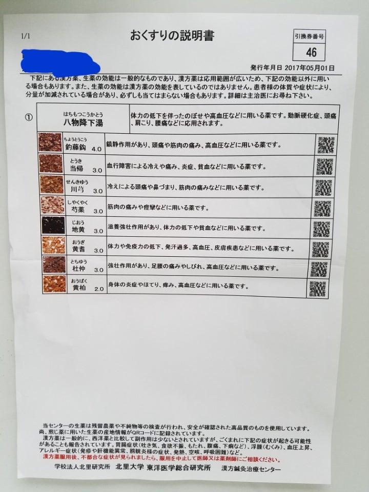 北里大学東洋医学総合研究所に行...