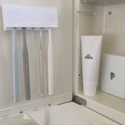 市販の歯磨き粉がオシャレに♪簡単歯磨き粉カバー☆