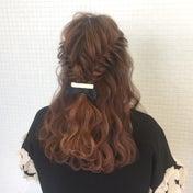 お客様ヘアアレンジ5選 hair arrange & hair set