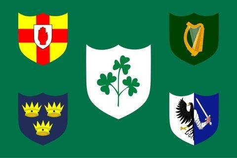 アイルランド 国旗 ラグビー
