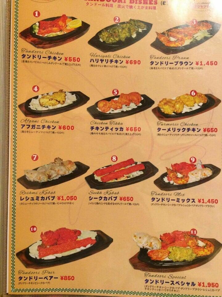 4月オープンのインド料理 江戸堀...