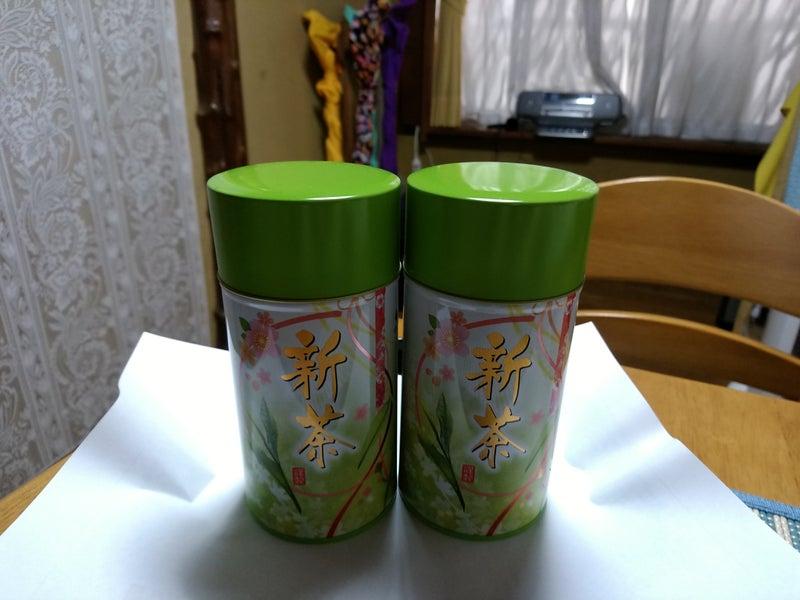 母の日 新茶