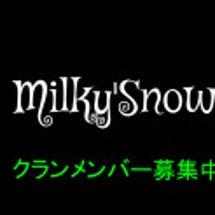Milky'Snow…