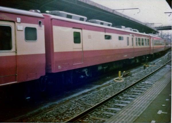 昭和の鉄道写真&平成からの再出撃国鉄【急行型電車】~153系165系455系~