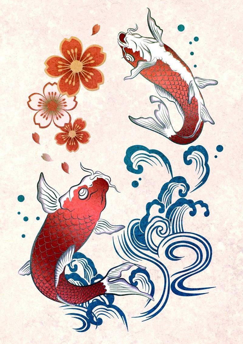 鯉のぼりイラストコンテスト、受賞作品決定!   ブログ