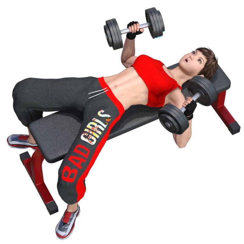 コツ ダンベル フライ デクラインダンベルフライのやり方とコツを解説|効果的に大胸筋を鍛えるには?