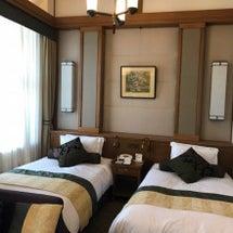 奈良ホテルへ