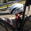 新しいヘルメット!