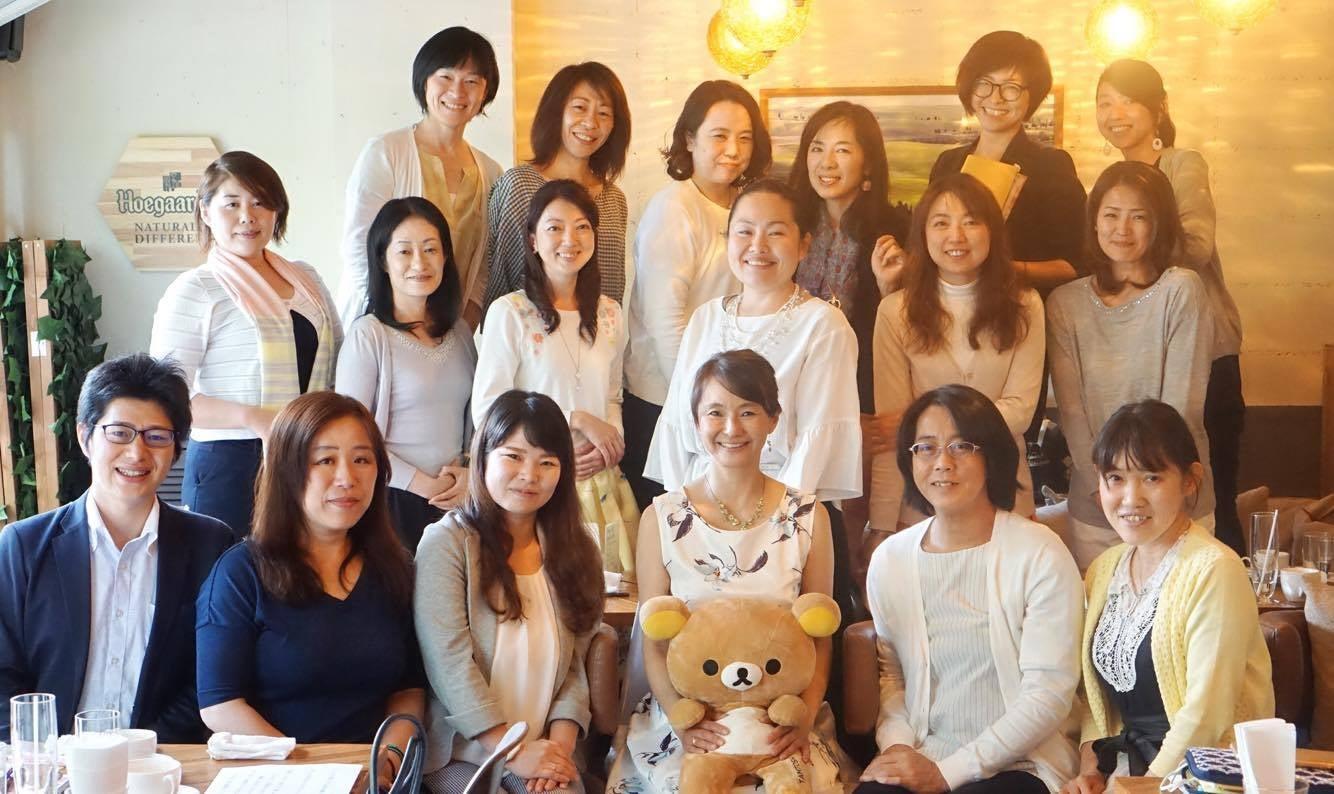 大阪女性起業家のための大阪ランチ会はこちら