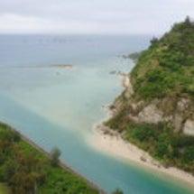 沖縄現場報告(海沿い…