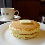 浅草の幸せのホットケーキ 天国