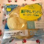 ☆フジパン 瀬戸内レモンパン チーズケーキ風味☆