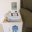 血圧計設置しました!…