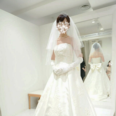 ウェディングドレス 決定♪の記事に添付されている画像