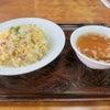 食のデパートでチャーハン@仙満亭の画像