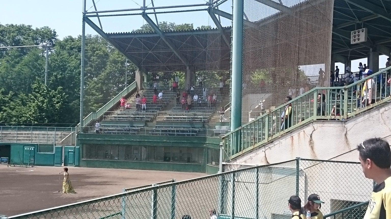 栃木ゴールデンブレーブス vs 福島ホープス @小山運動公園野球場