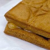 東京駅の焼きたてバターサンド専門店 PRESS BUTTER SAND
