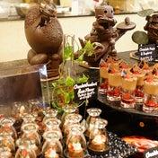 ウェスティンホテル東京 ザ・テラス ワールドチョコレート・デザートビュッフェ 5月
