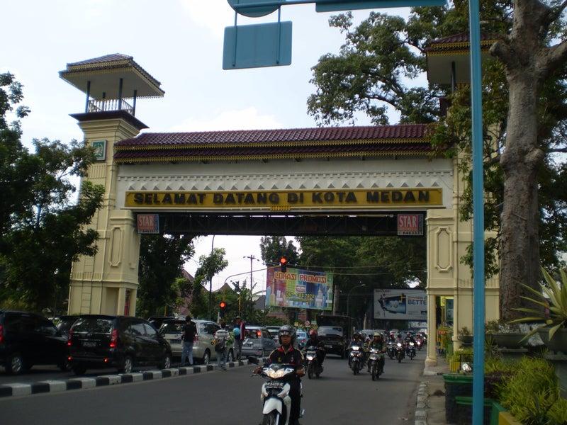 インドネシア 北スマトラ州 州都...