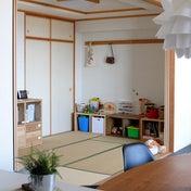 和室をIKEA家具で統一